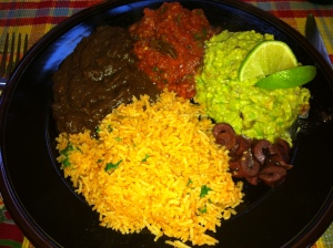 Vegan Cena Mexicana